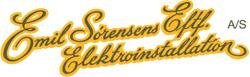 Emil Sørensens Eftf. A/S Logo